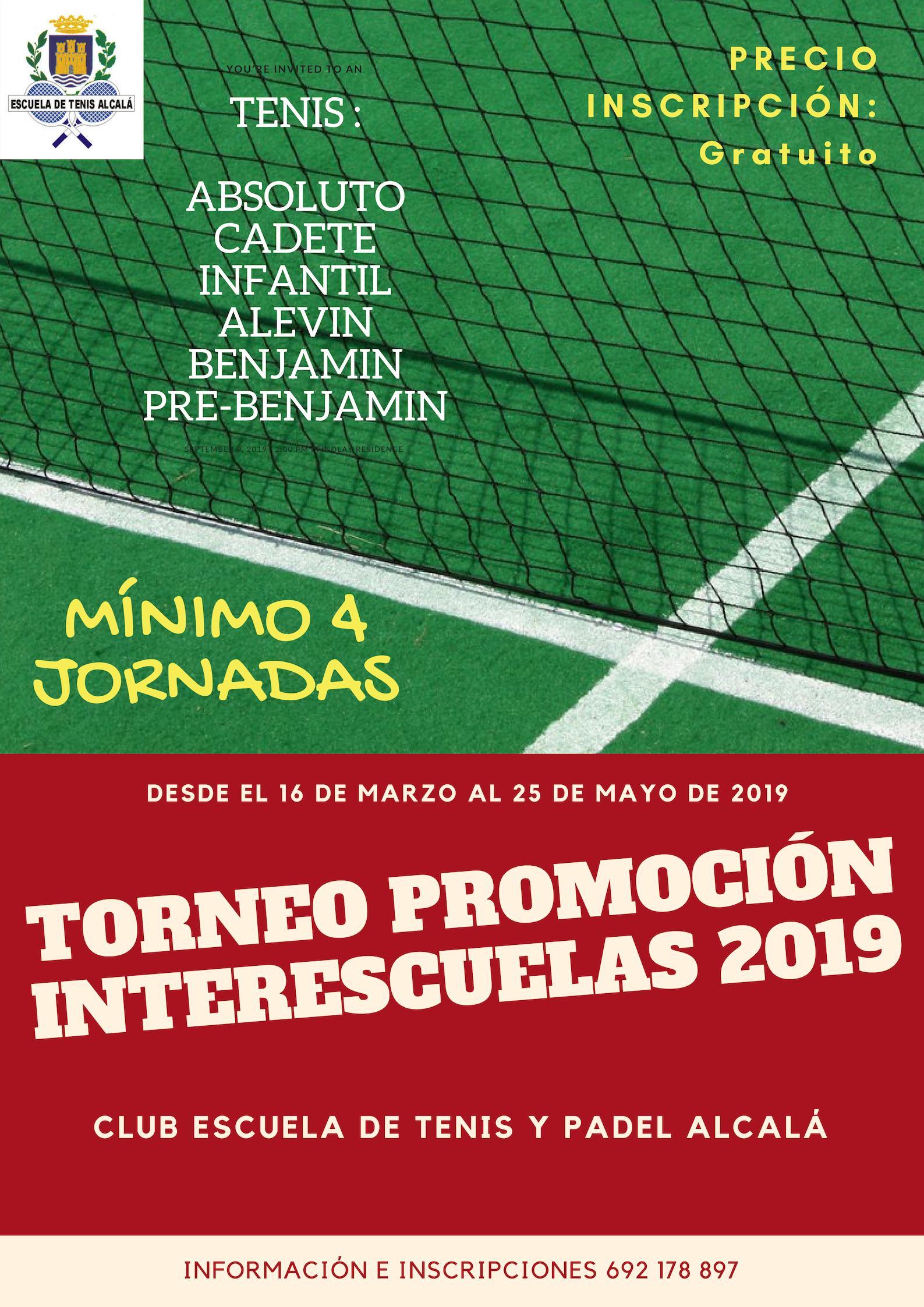91ed6ed08eb Torneo Social 2018